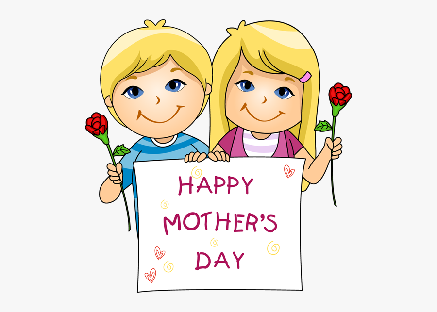 Mothers Day Mother Clip Art Free 1 Image - Mothers Day Card Clipart, Transparent Clipart