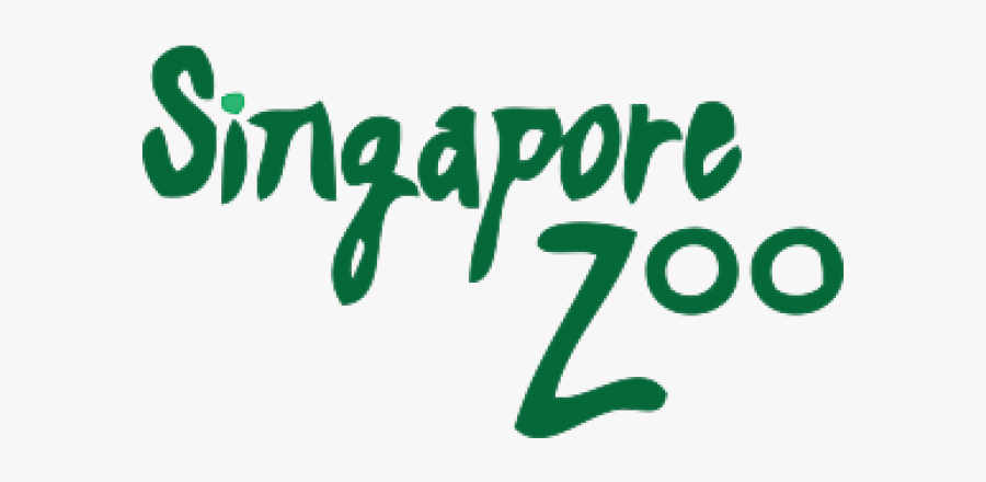 Singapore Zoo Logo Without Background, Transparent Clipart