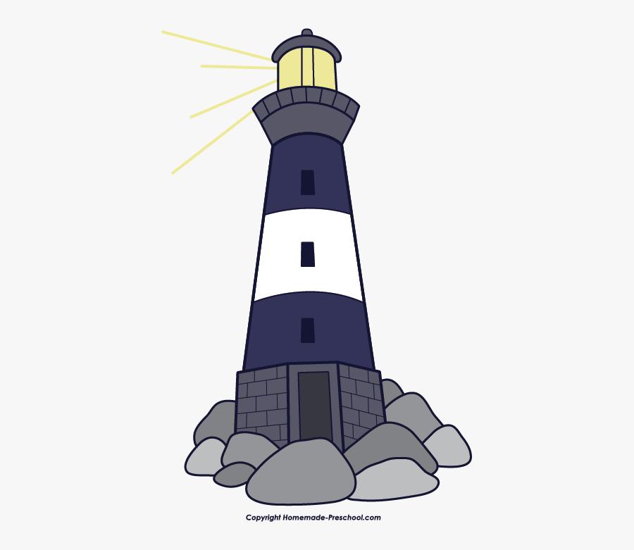 Lighthouse Clipart, Transparent Clipart