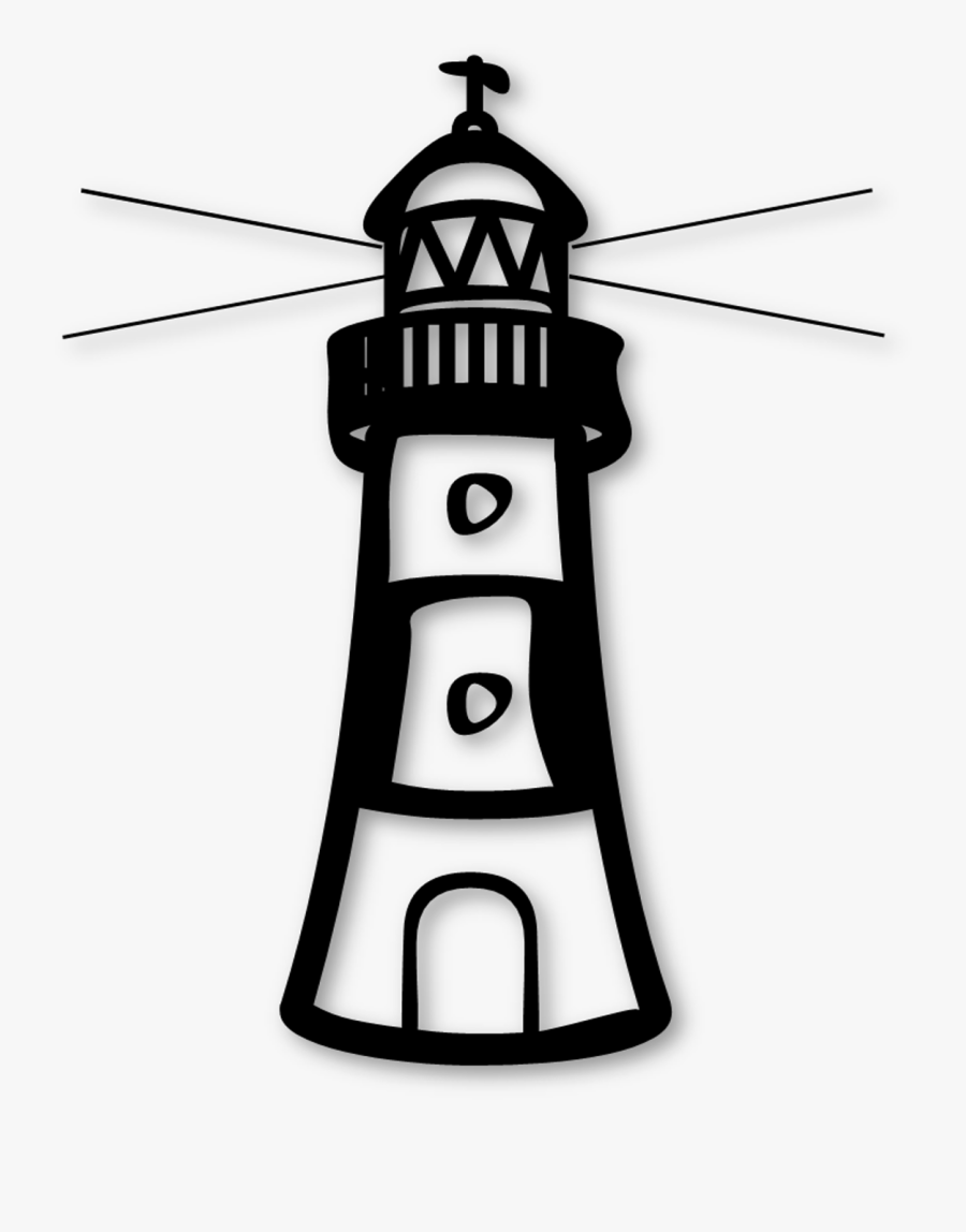 Lighthouse Free Clipart, Transparent Clipart