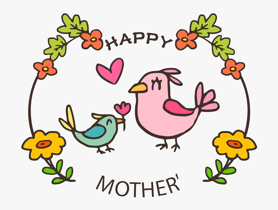 Mothers Day T - Cartoon Mother Day Png, Transparent Clipart