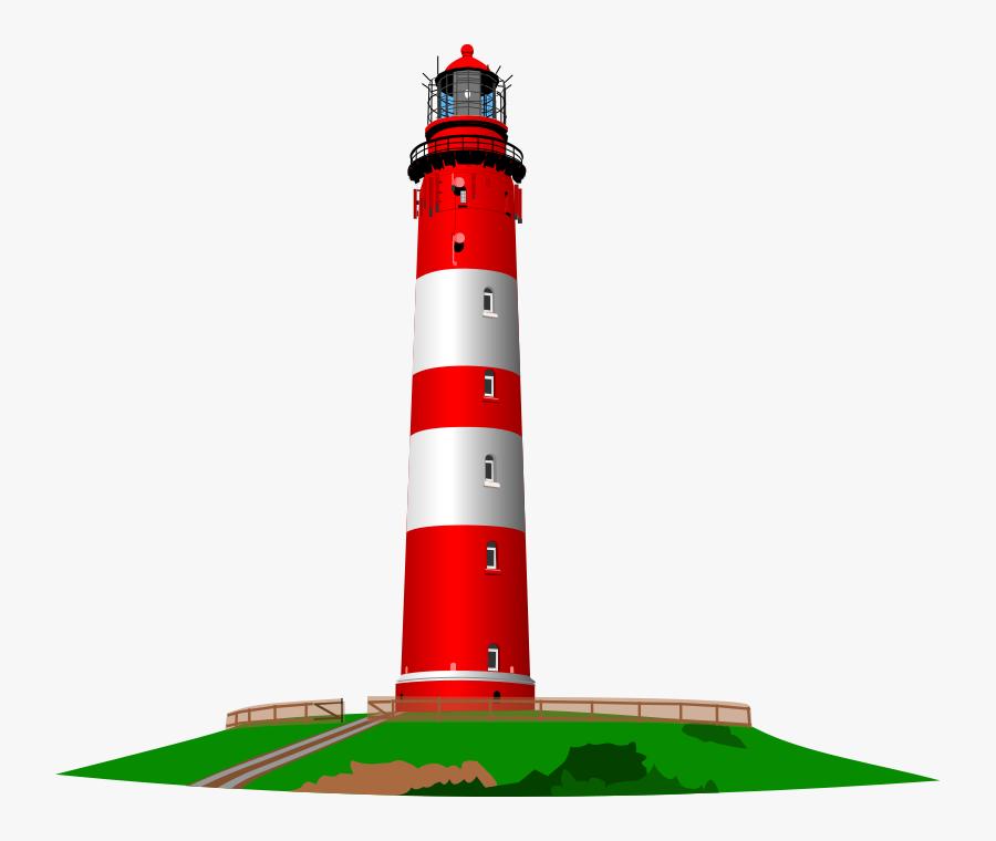 Transparent Cute Lighthouse Clipart - Lighthouse Clipart, Transparent Clipart