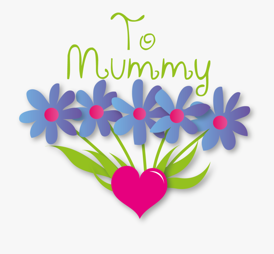 Clipart Resolution 1321*1321 - Png Mummy Mothers Day, Transparent Clipart