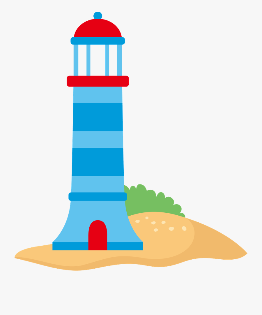 Marinheiro Minus Apliques Pinterest Lighthouses - Cute Lighthouse Clipart, Transparent Clipart