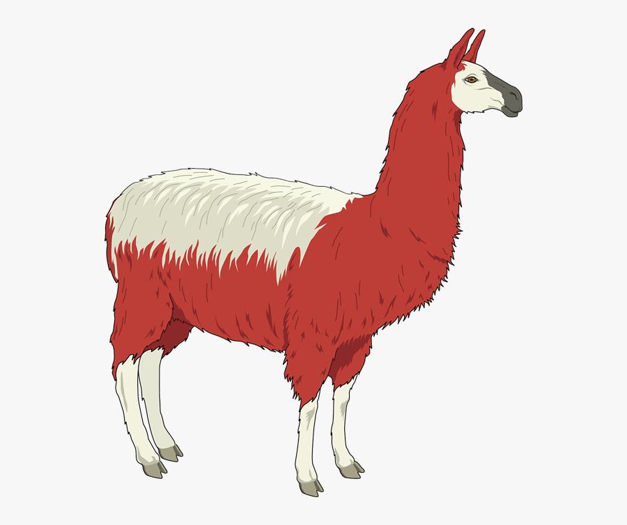 Llama Free To Use Clip Art - Llama Clip Art, Transparent Clipart