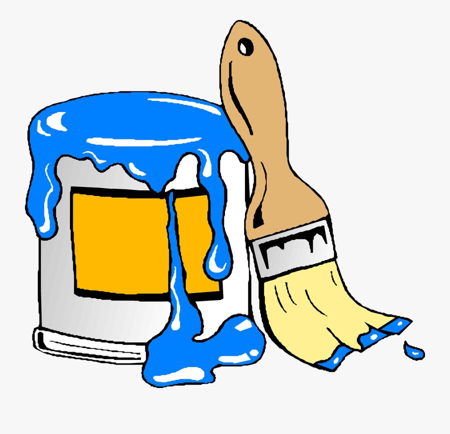Paint Cans Images - Paint Can Clip Art, Transparent Clipart