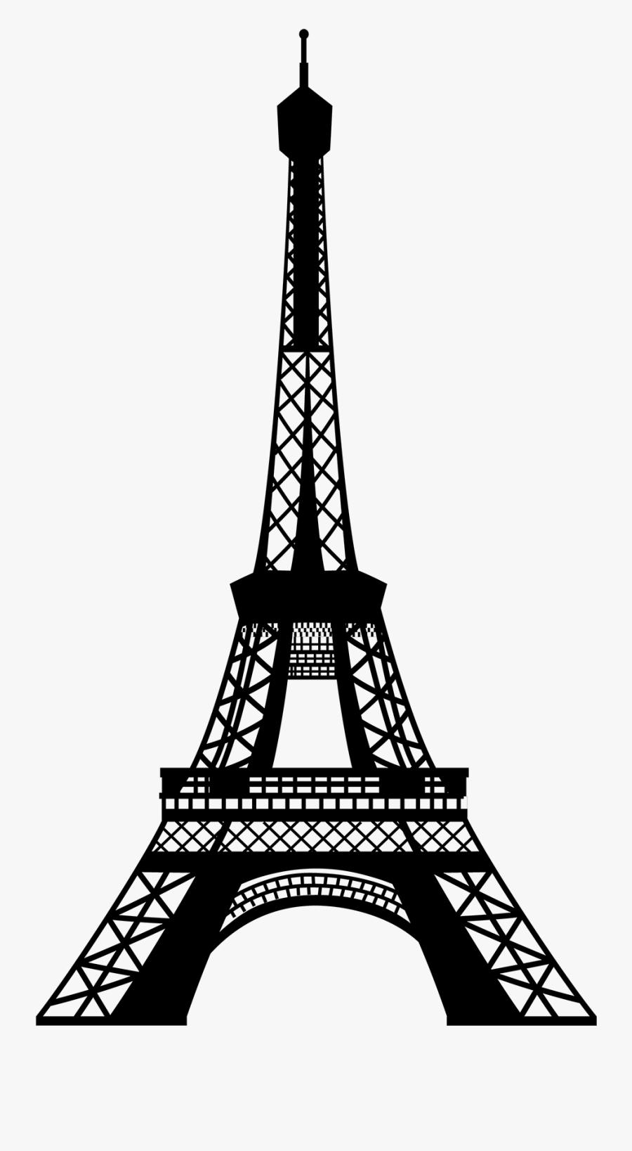 Eiffel Tower Png - Paris Eiffel Tower Clipart, Transparent Clipart