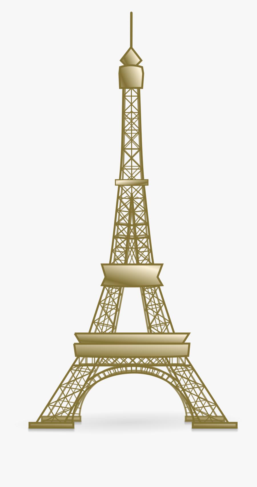 Other Clipart Eiffel Tower - Eiffel Tower Clip Art, Transparent Clipart