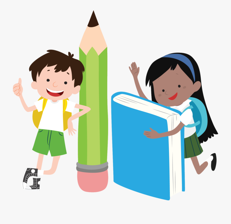We Purchase School Supplies For Bay Area Schools So - Kids Writing Background, Transparent Clipart