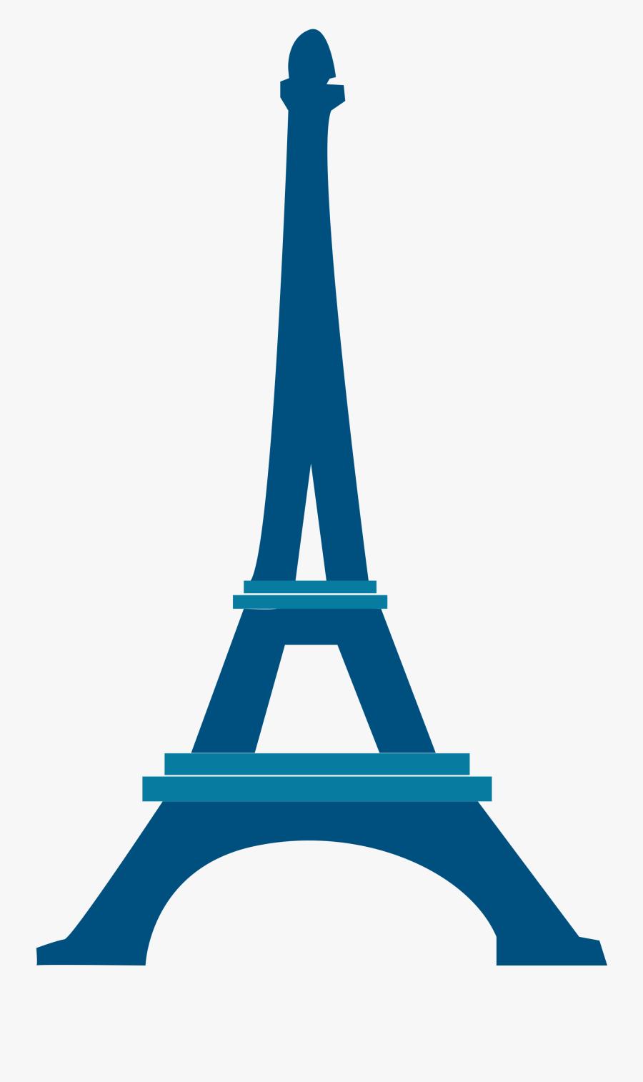 Eiffel Tower Icons - Eiffel Tower Adobe Illustrator, Transparent Clipart