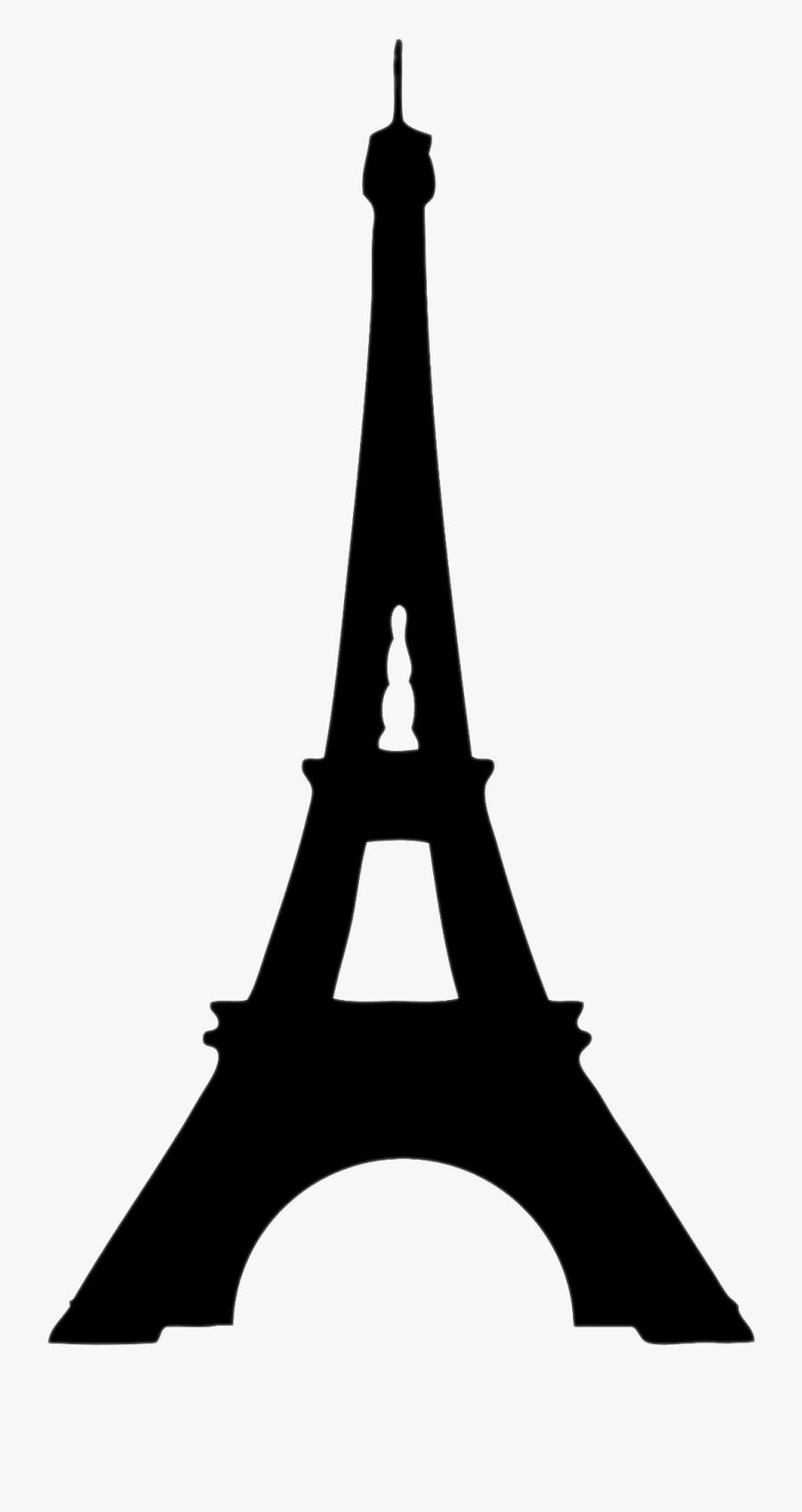 Eiffel Tower Transparent Png - Eiffel Tower, Transparent Clipart