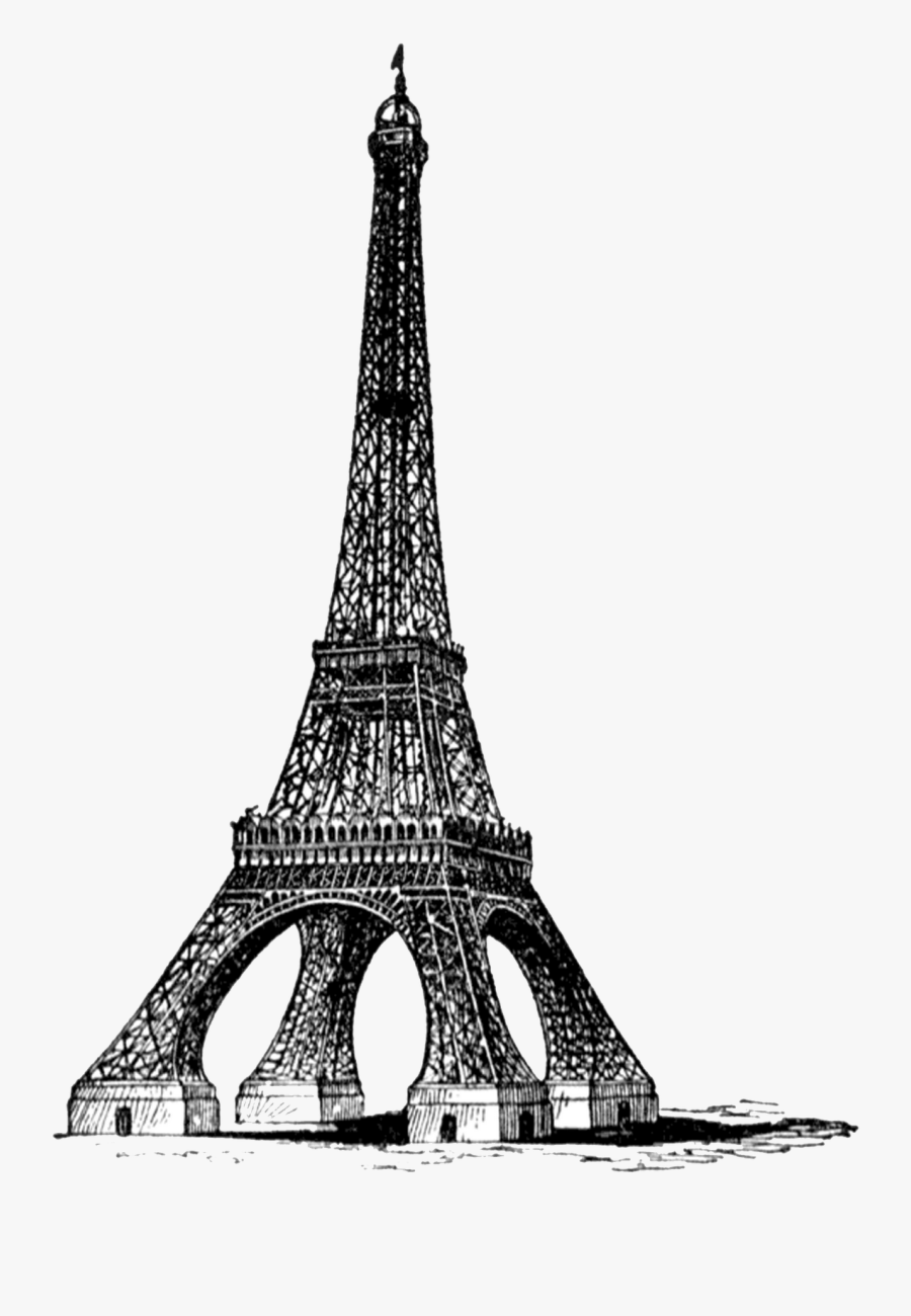 Thumb Image - Eiffel Tower Transparent Background, Transparent Clipart