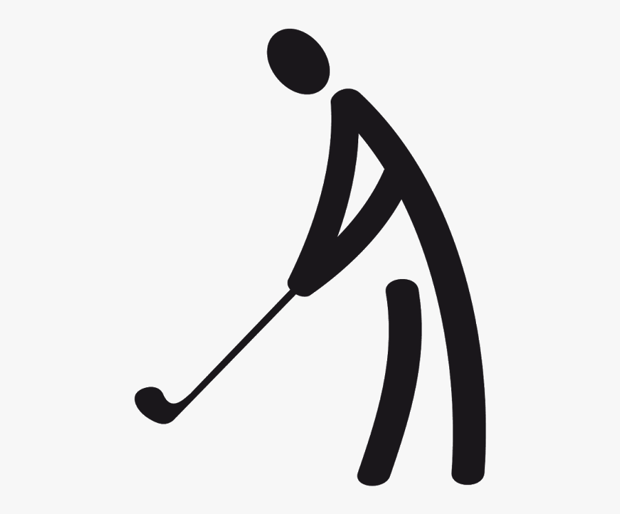 Sports Offered Special Olympics Illinois - Special Olympics Golf Symbol, Transparent Clipart