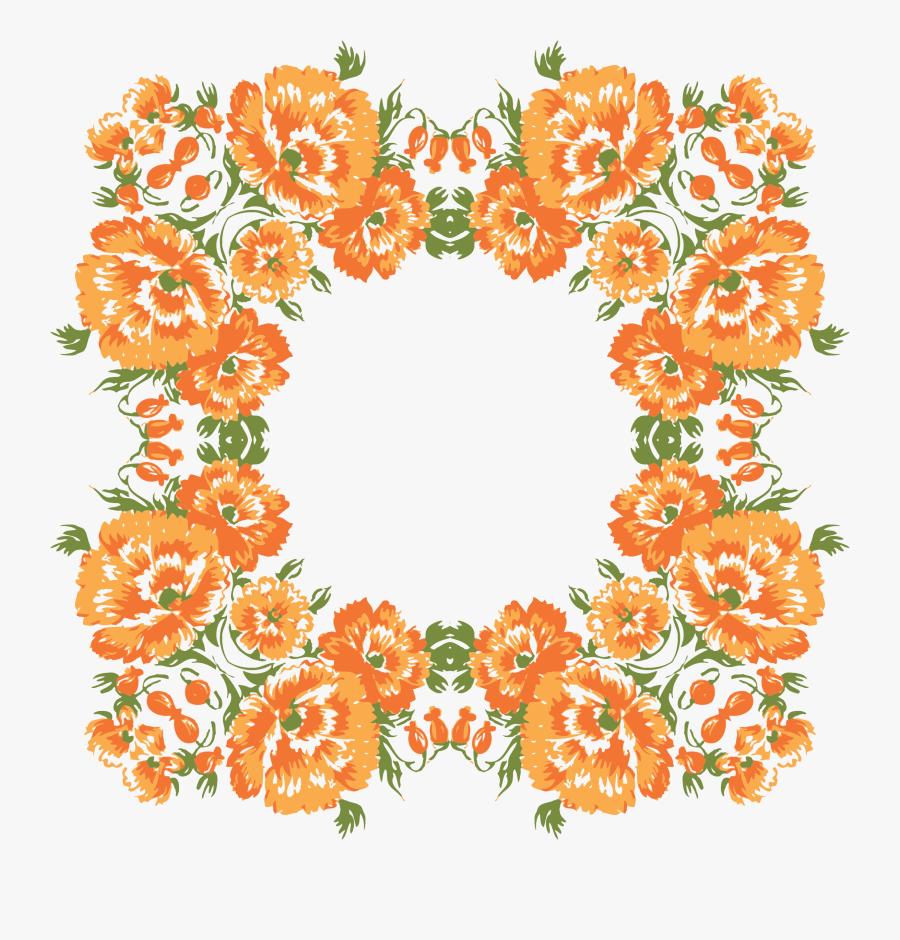 Transparent Christmas Wreath Clipart Png - Clipart Flower For Design, Transparent Clipart