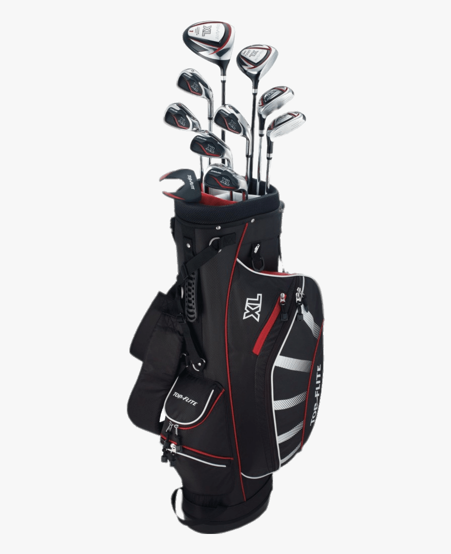 Set Clipart Golf Golf Bag And Clubs Png Free Transparent Clipart Clipartkey
