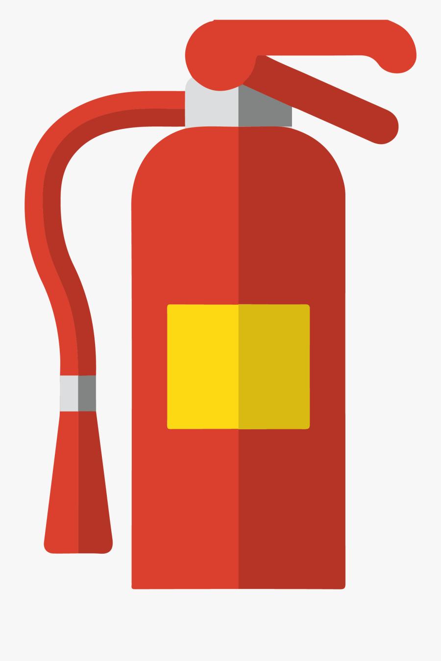 Extinguisher Png Image - Fire Extinguisher Clipart Png, Transparent Clipart