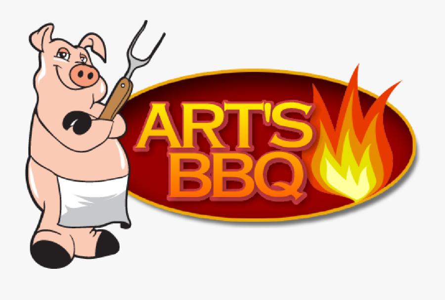 """Art""""s Bbq & Burgers Clipart , Png Download - Arts Bbq, Transparent Clipart"""