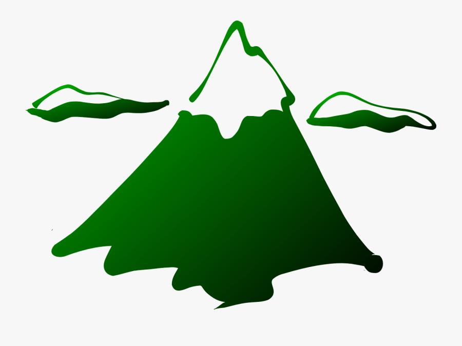 Transparent Mountain Range Png - Mountain Clip Art, Transparent Clipart