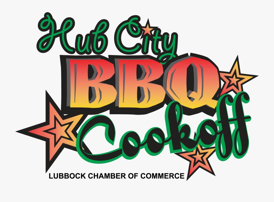 Hub City Lubbock Chamber - Hub City Bbq 2018, Transparent Clipart