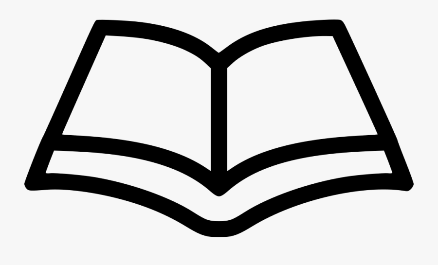 Open Book Icon Png - Book Icon Png Free, Transparent Clipart
