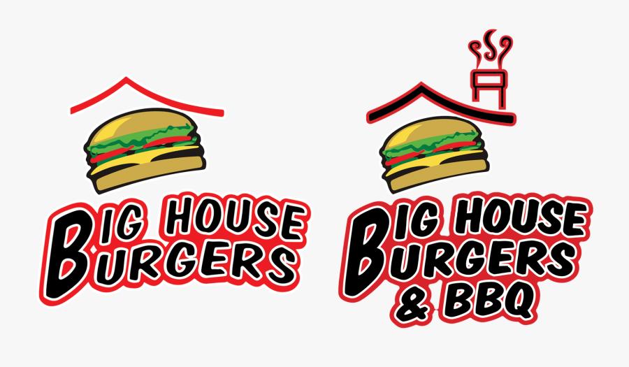 My Big House Online - Big House Bbq, Transparent Clipart
