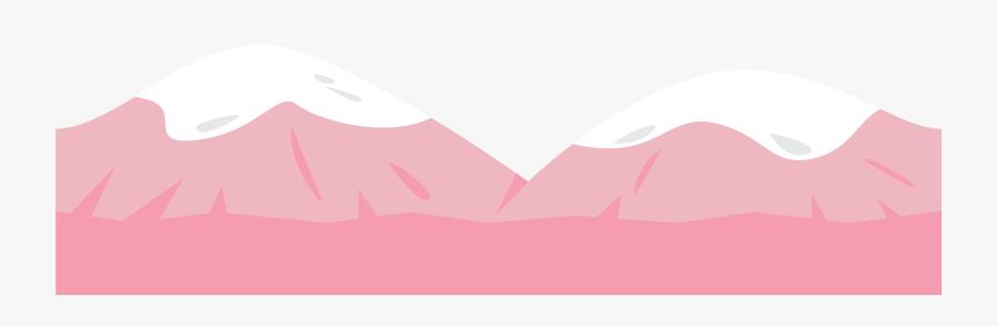Transparent Mountain Clip Art, Transparent Clipart
