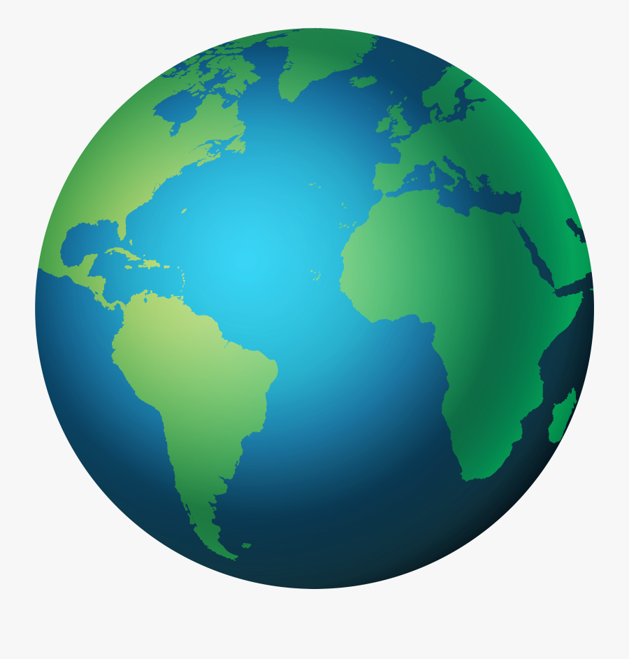 Earth Png Clip Art - Latin American Social Sciences Institute, Transparent Clipart