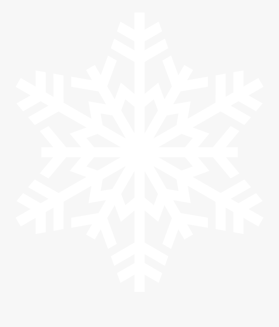 28 Collection Of White Snowflake Clipart Png - White Snowflake Png, Transparent Clipart