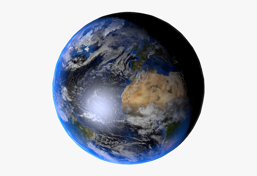 Earth - Clipart - Earth Realistic Clipart, Transparent Clipart