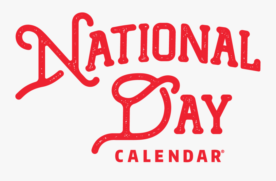 National Day Calendar - National Days In December 2017, Transparent Clipart