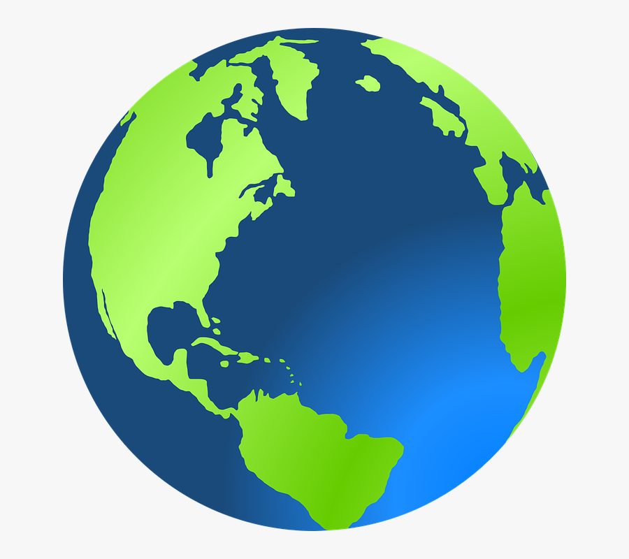 Earth Clip Art, Transparent Clipart