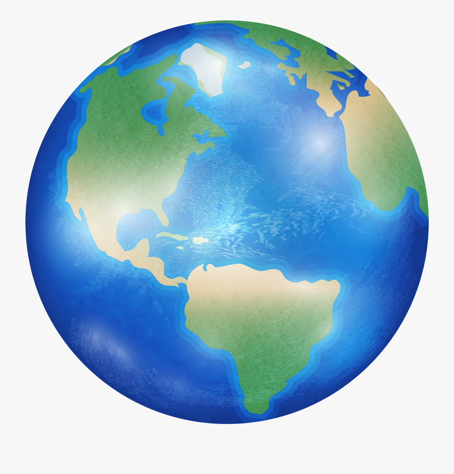 Earth Png Clip Art Image - Earth Png Clipart, Transparent Clipart
