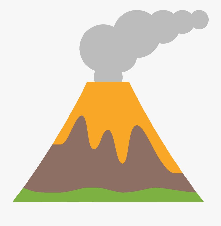 63856 - Volcanic Eruption Clipart Png, Transparent Clipart
