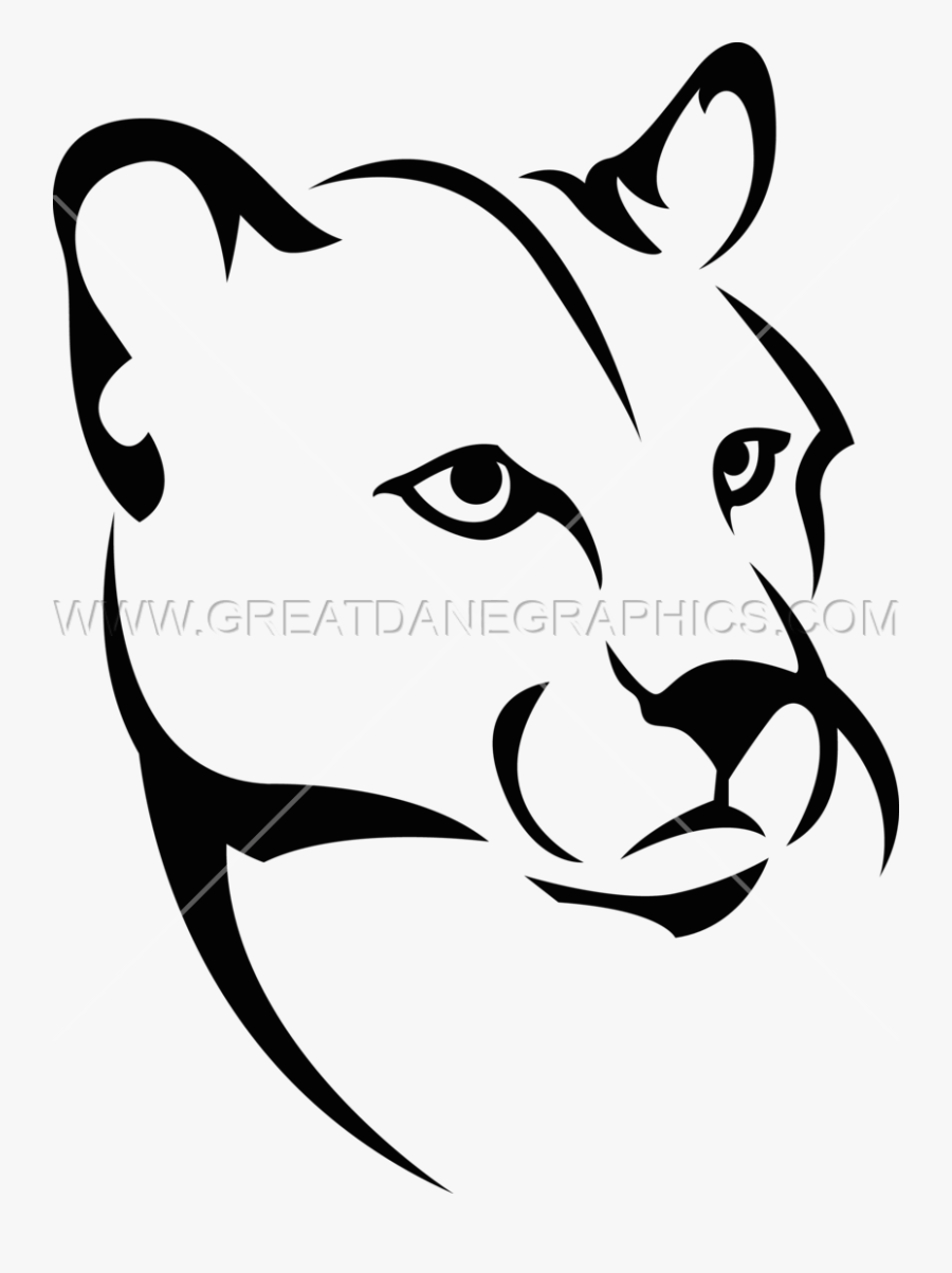 Thumb Image - Mountain Lion Easy Drawing, Transparent Clipart