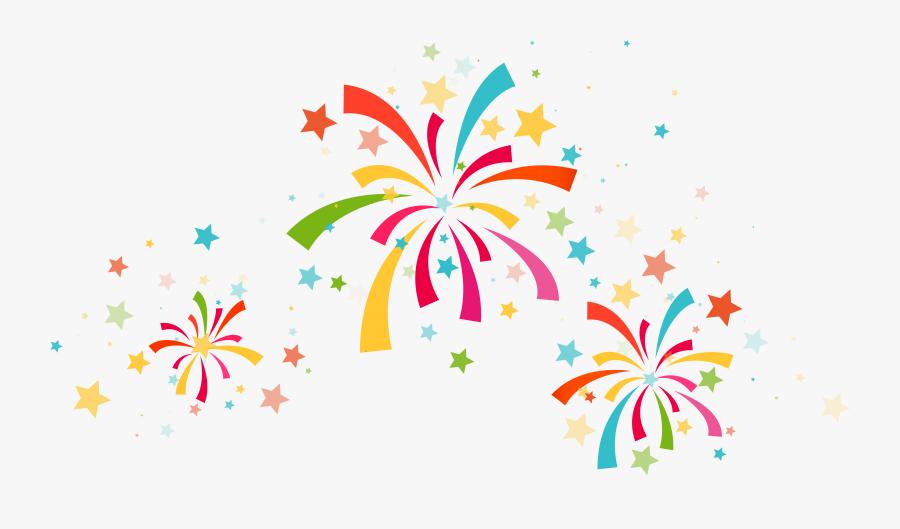 Confetti Decoration Png Clipa - Confetti Party Clipart, Transparent Clipart