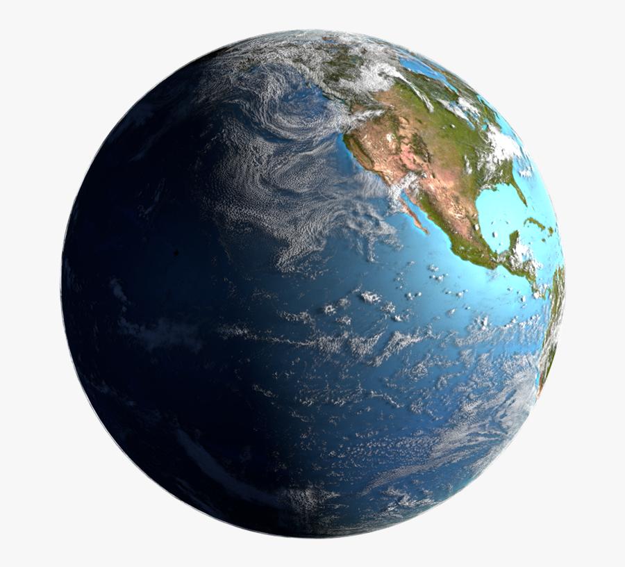 Free Clipart Earth Globe Clipartfest - Transparent Background Earth Clipart, Transparent Clipart