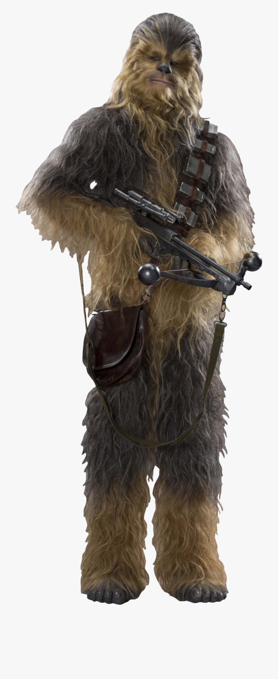Download Chewbacca Png Clipart 140 - Star Wars Chewbacca Png, Transparent Clipart