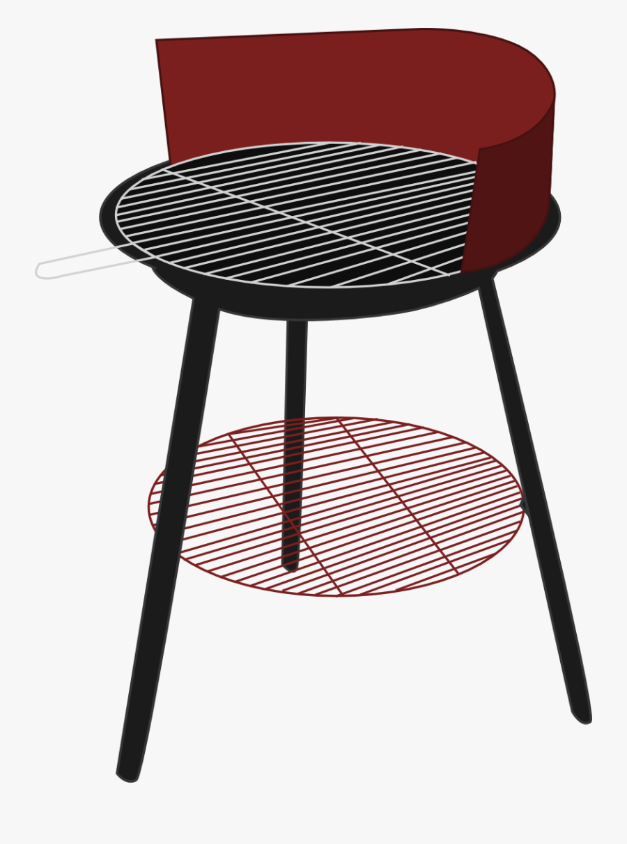 Grill Png Hd Quality - Barbecue Grill, Transparent Clipart