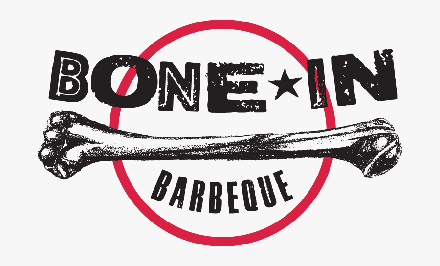 Barbecue Clipart Staff Bbq - Bone Bbq Logo, Transparent Clipart