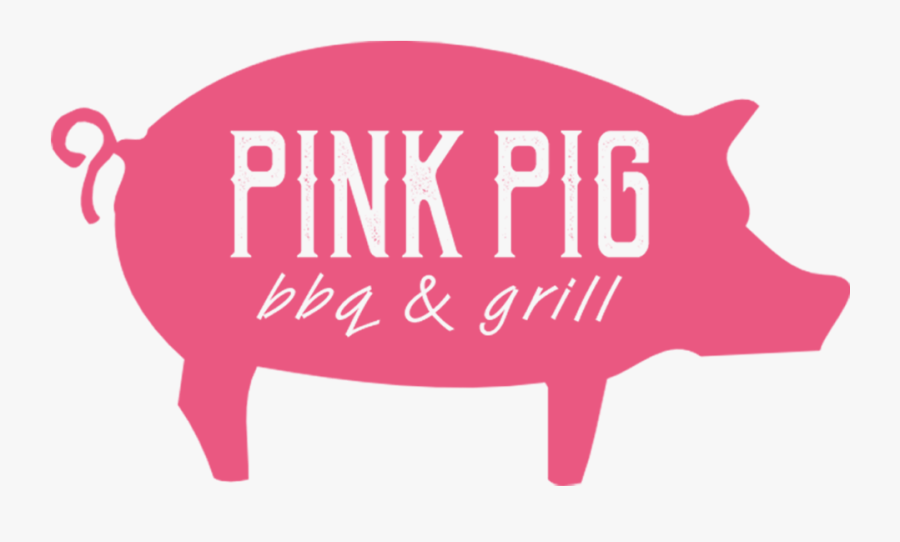 Clip Art Freeuse Library Barbecue Clipart Pig Bbq - Pink Bbq Png, Transparent Clipart