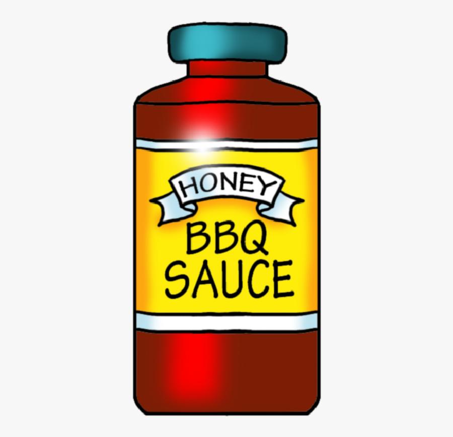 Bbq Sauce Clipart Png, Transparent Clipart