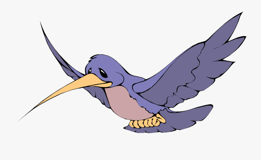Transparent Tweety Bird Png - Animated Birds Flying Png, Transparent Clipart