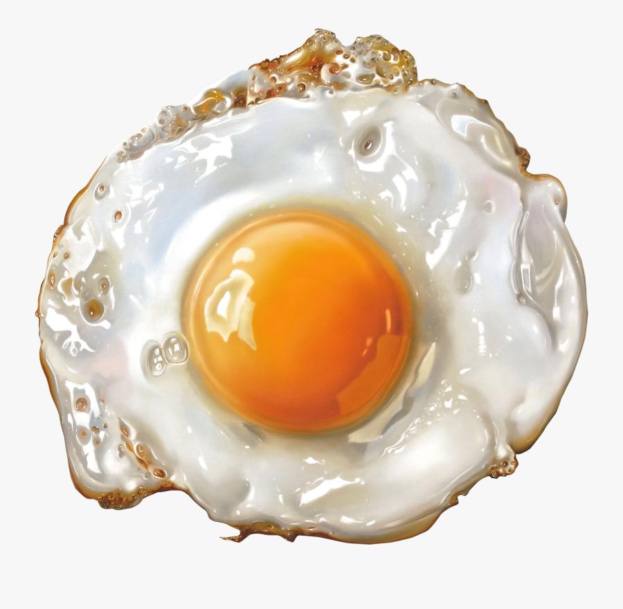 Fried Egg Png Image, Transparent Clipart