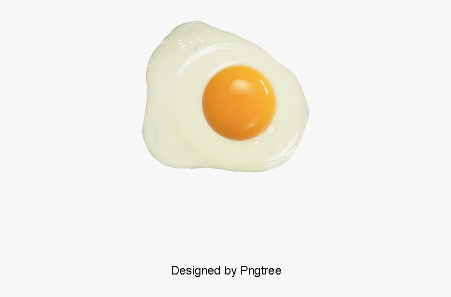 Egg Yolk,fried Egg,egg,dish,egg Food,cuisine,poached - Fried Egg, Transparent Clipart