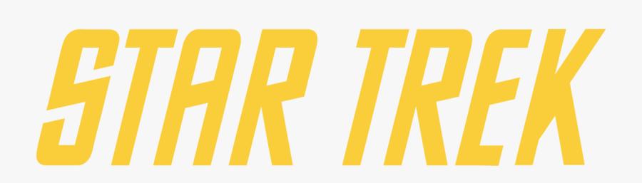 Star Trek Tos Logo, Transparent Clipart
