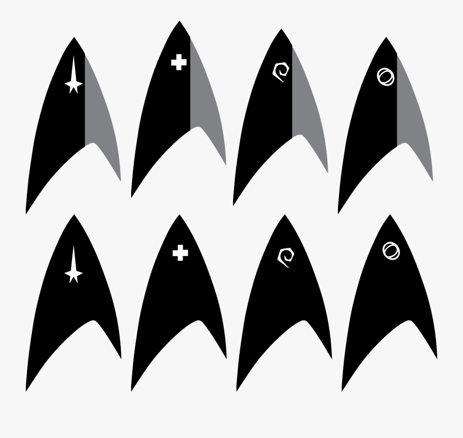 Star Trek Discovery Icon, Transparent Clipart