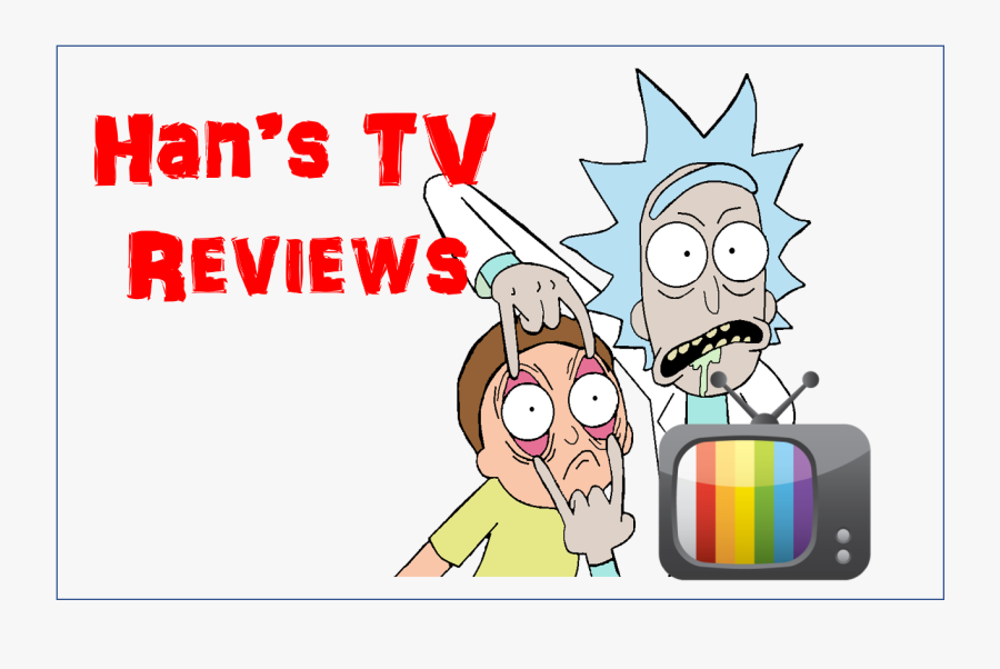 Tv Review Star Trek Discovery - Rick And Morty Look, Transparent Clipart