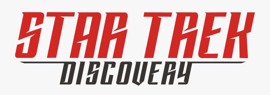 Star Trek Discovery Title, Transparent Clipart