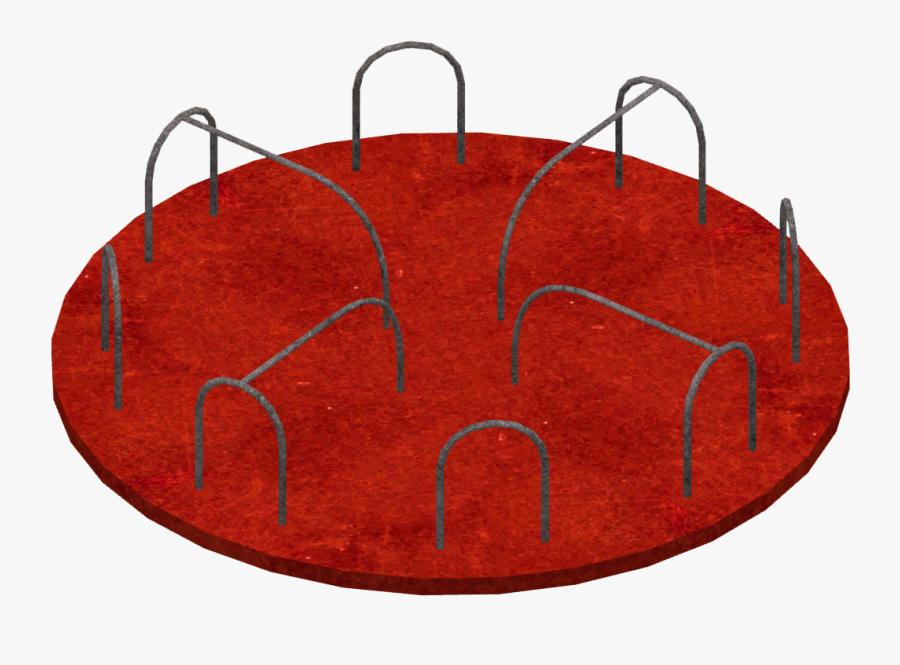 Merry Go Round - Circle, Transparent Clipart