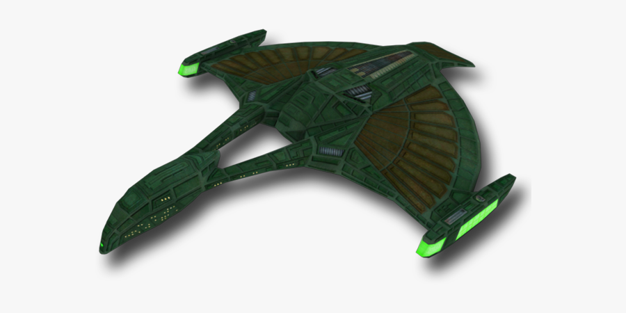 Star Trek Ship Png - Star Trek Armada Romulan Ships, Transparent Clipart